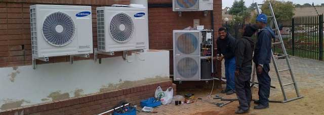samsung ducted airconditioning repairs